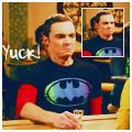 Sheldon Yuck by ManonGG