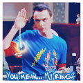 Sheldon's Ring by ManonGG