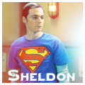 Sheldon Cooper Icon 2 by ManonGG