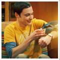 Sheldon and Lovey Dovey Ava1 by ManonGG