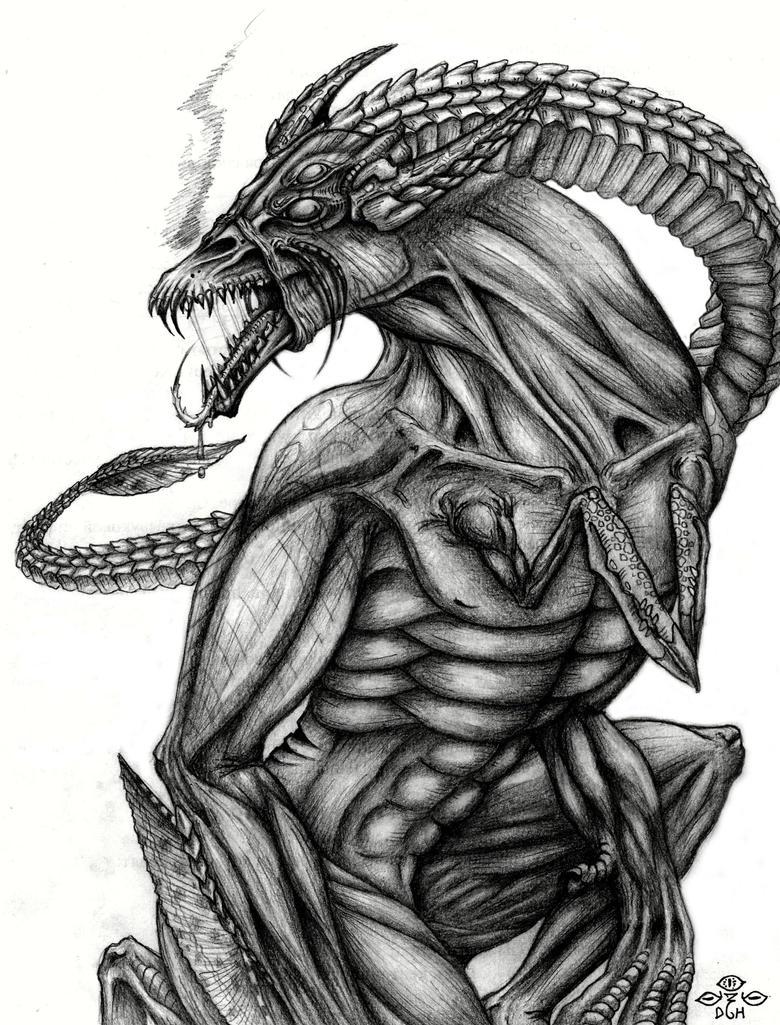 Ventral, Hound of Daniel by VentralHound