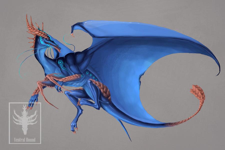 Lady Arkai by VentralHound