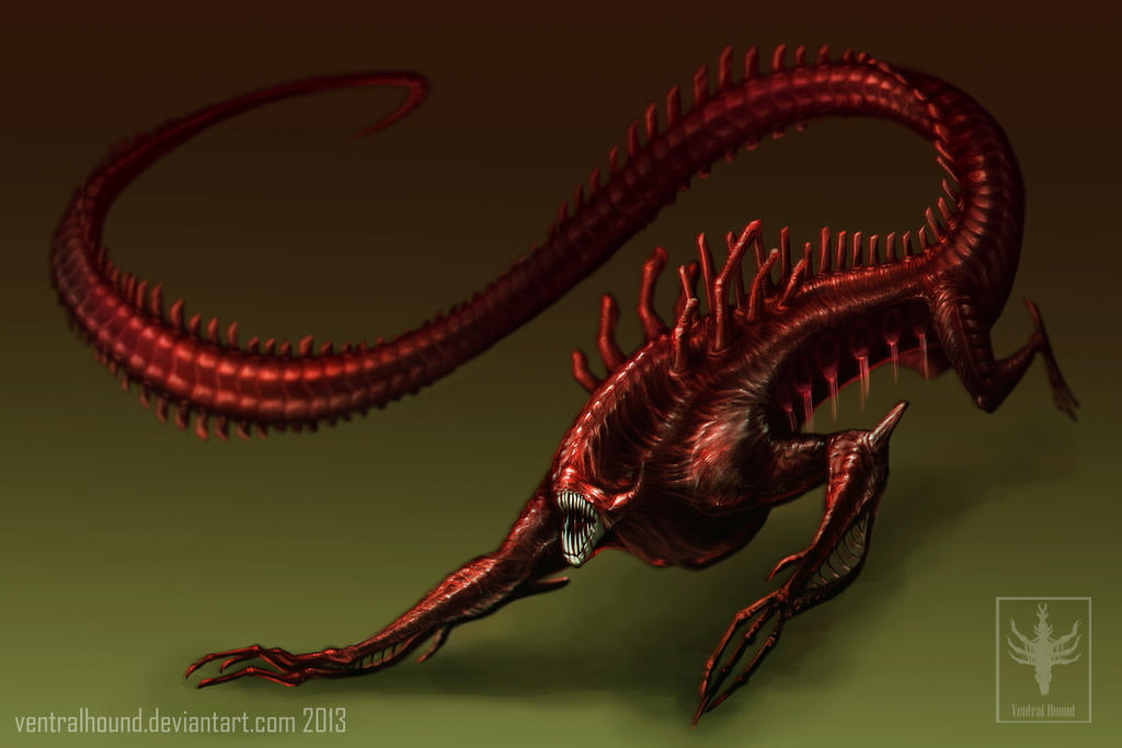 Symbiont by VentralHound