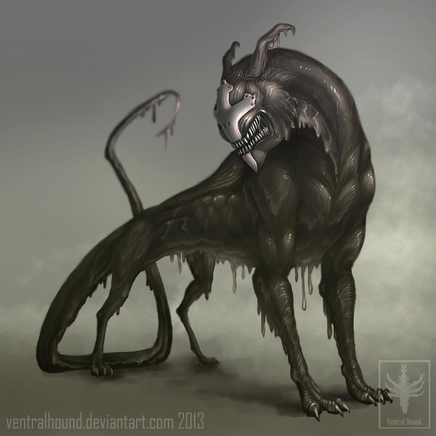 Wax Demon by VentralHound