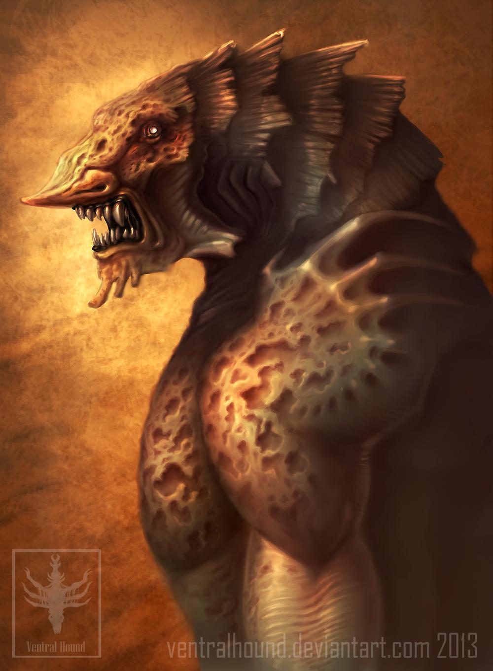 Freddy by VentralHound
