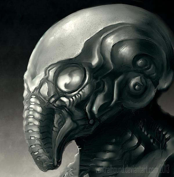 Helmet by VentralHound