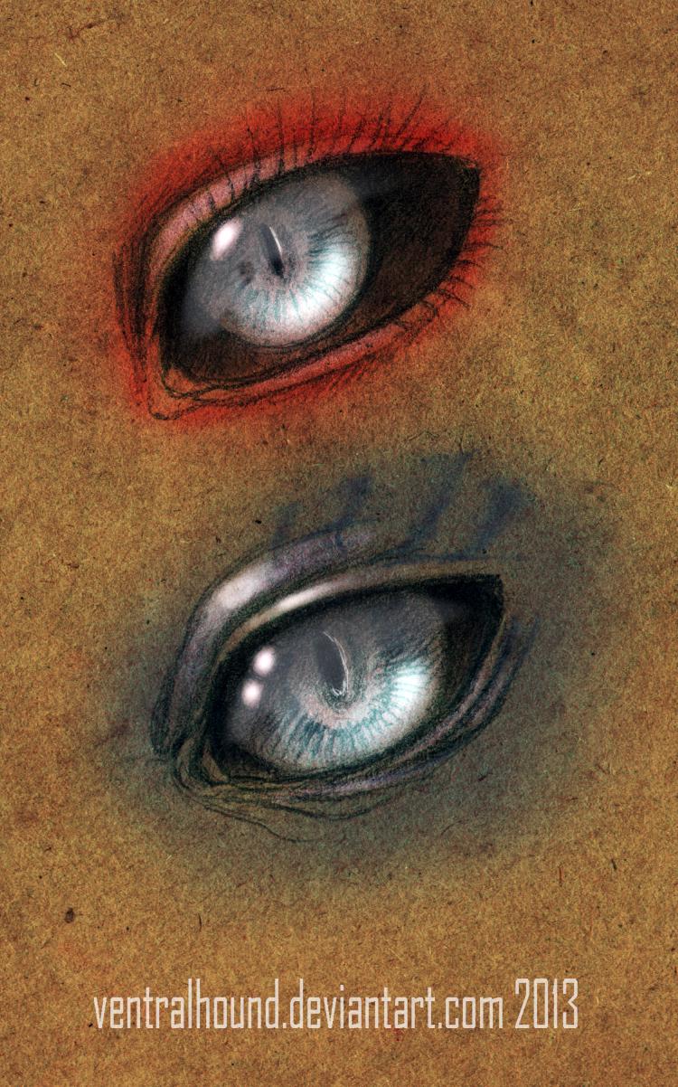 Eyes: Kogn by VentralHound