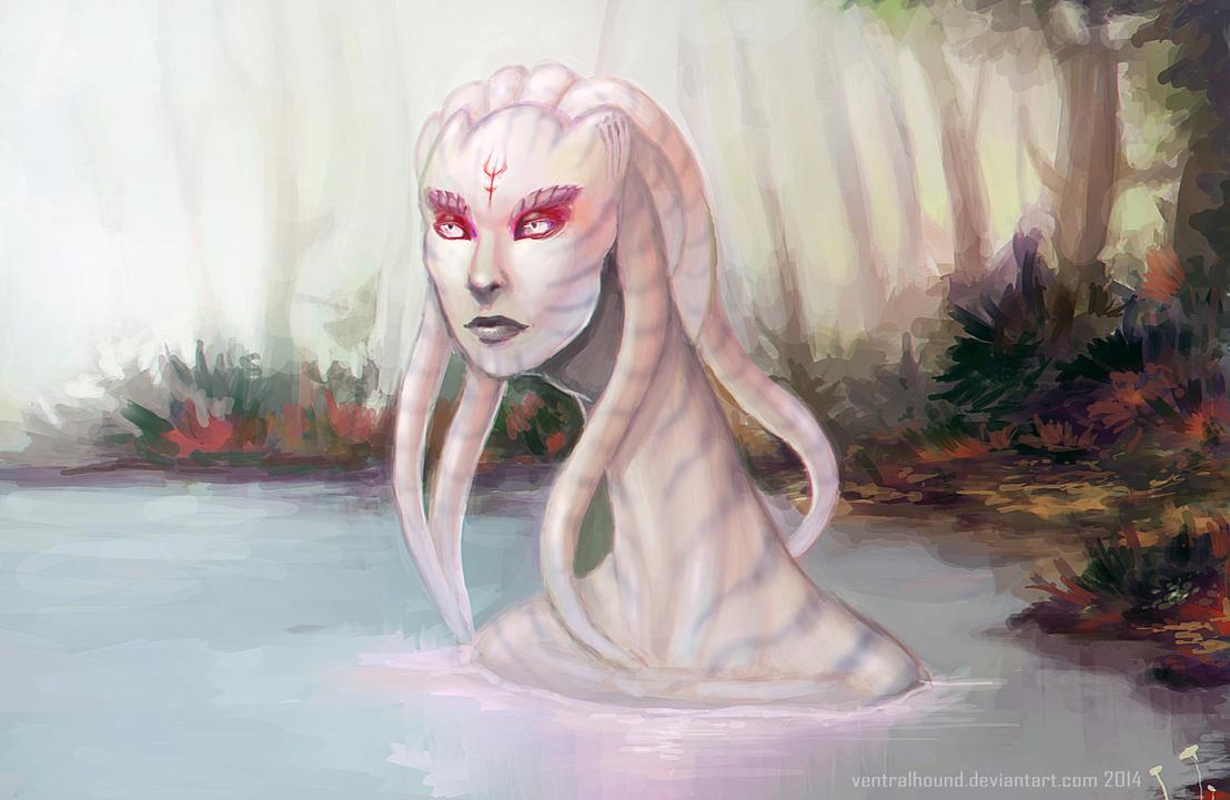 Water hunter by VentralHound