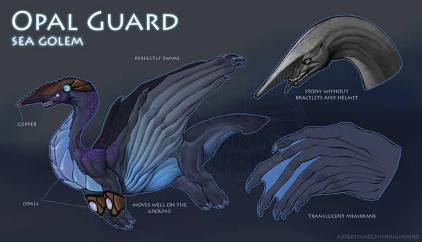 Adopt: Opal Guard {OPEN}