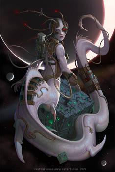 Borg Mermaid