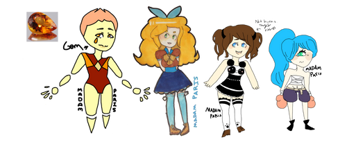 Buy my babes Adoptables - 4/4 open