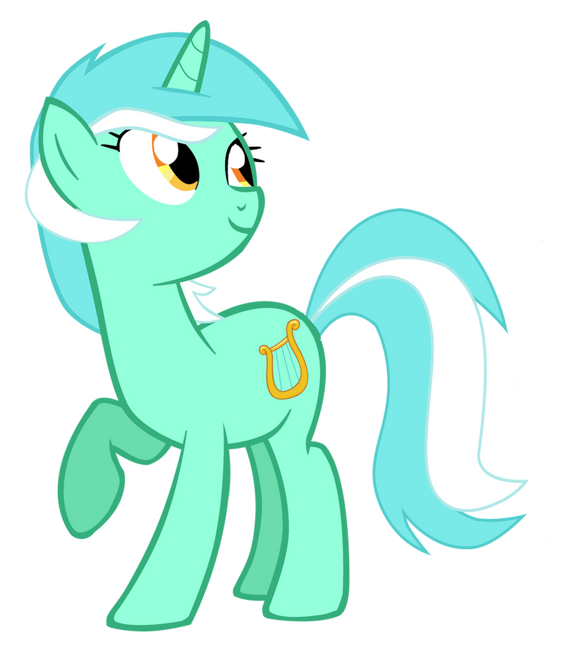 Lyra Vector by WillowTails
