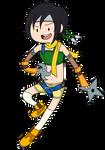 KH Time! - Yuffie (KH1)