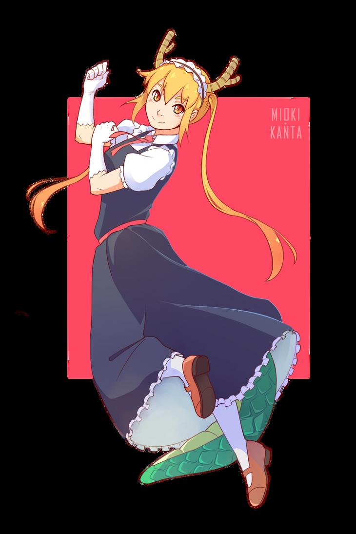 Tohru* by Mioki-Kanta