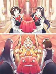 CM Mistress of maids