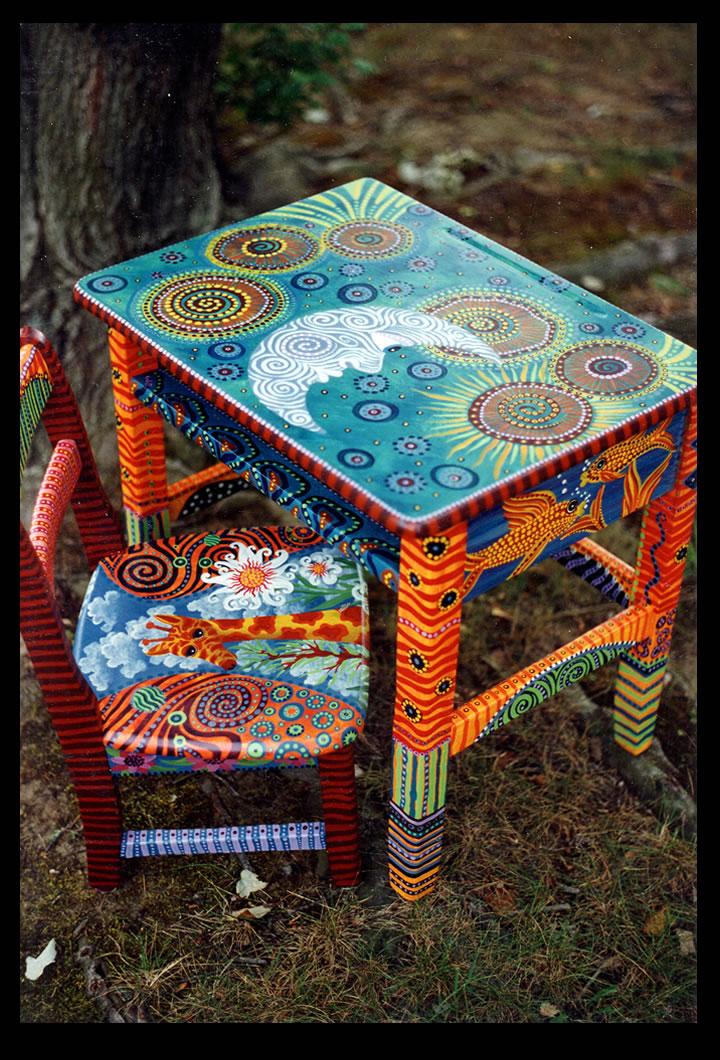 Whimsical Desk Set By ReincarnationsPF On DeviantArt