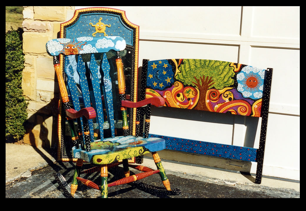 Painted Furniture by ReincarnationsPF