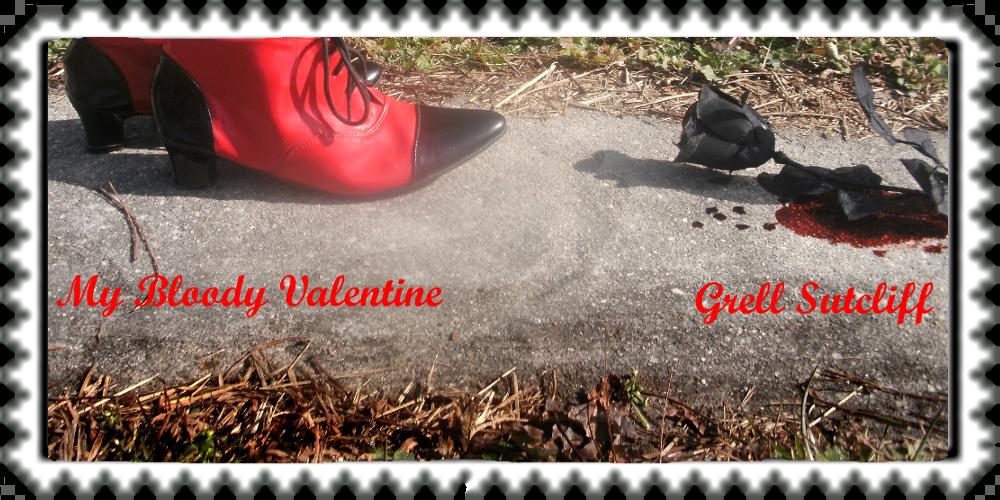 Grell's Bloody Valentine - Kuroshitsuji by MoonSpider95