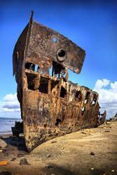 Shipwreck by gorkath