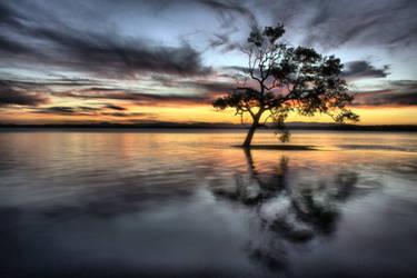 Hays Sunset by gorkath