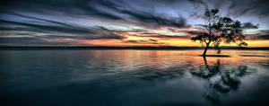 Hays Inlet Panorama