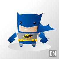 Batman by DanielMead