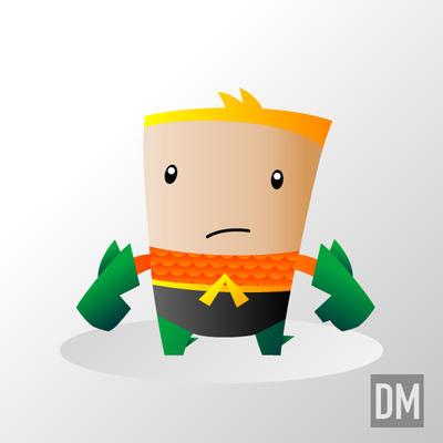 Aquaman by DanielMead