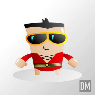 Plastic Man by DanielMead