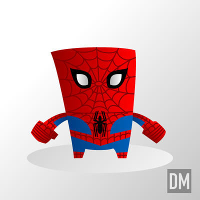 Spiderman by DanielMead