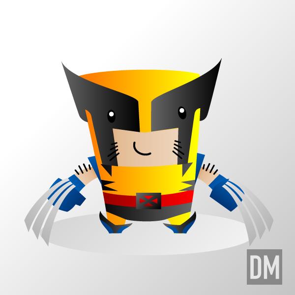 Wolverine by DanielMead