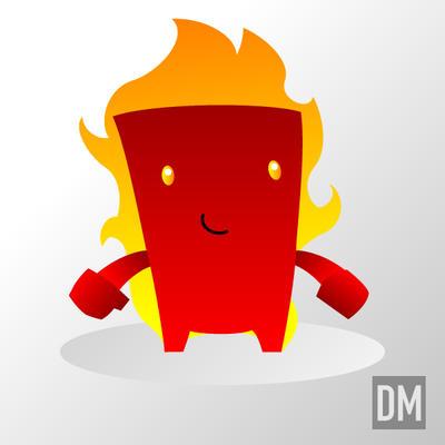 Human Torch by DanielMead