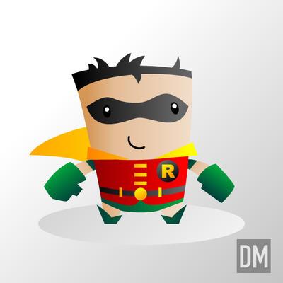 Robin by DanielMead