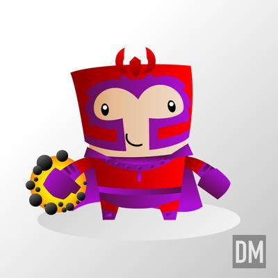 Magneto by DanielMead