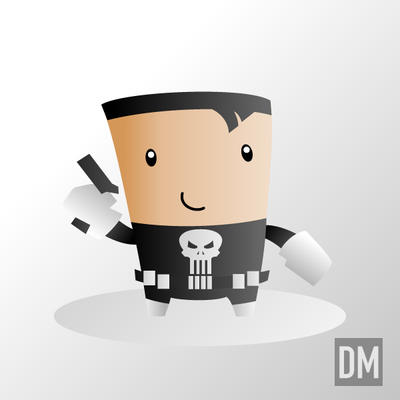 Punisher by DanielMead