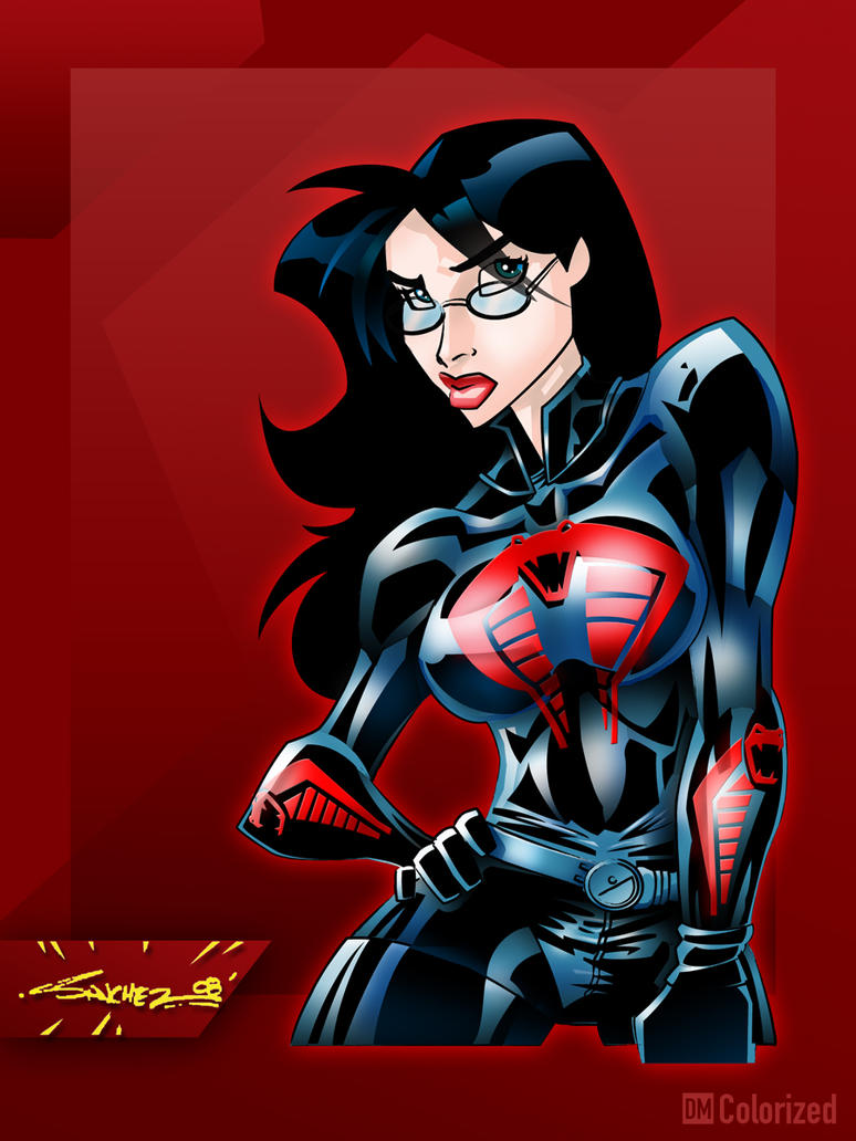Baroness Bone Worthy COLOR by DanielMead