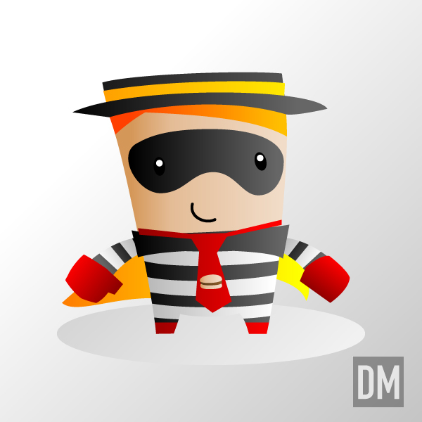 Hamburglar by DanielMead