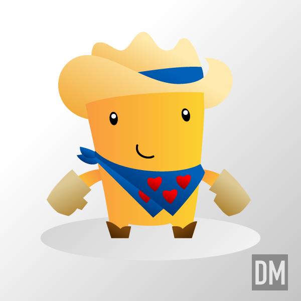 Twinkie the Kid by DanielMead
