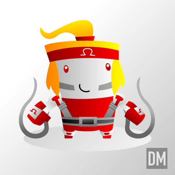 Omega Red by DanielMead