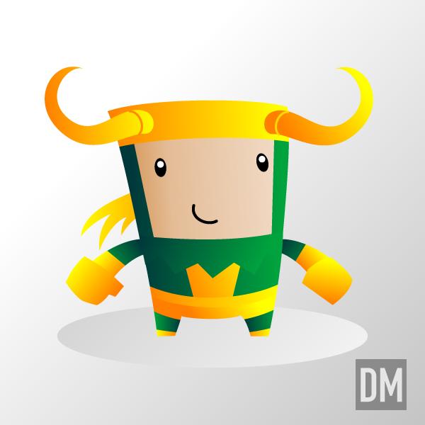 Loki by DanielMead