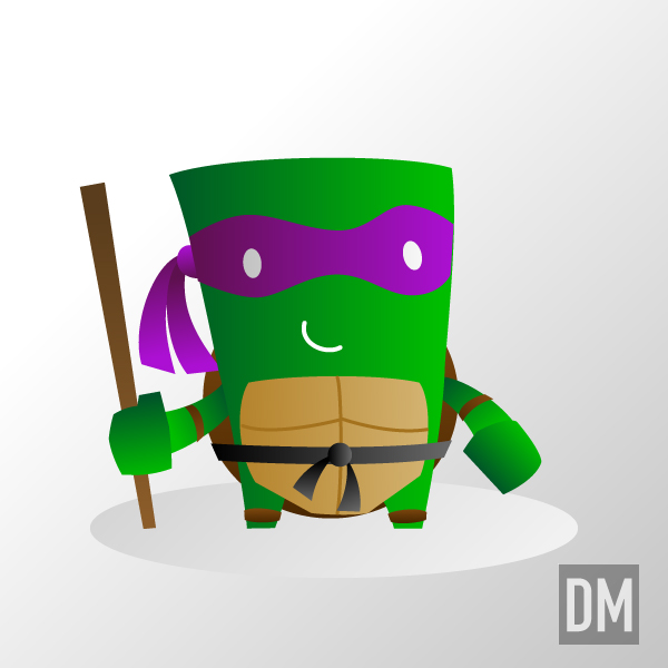 Donatello by DanielMead