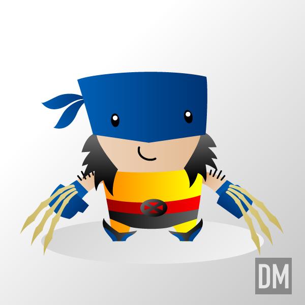 Wolverine - Sans Adamantium by DanielMead