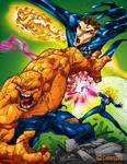The Fantastic Battle - Color