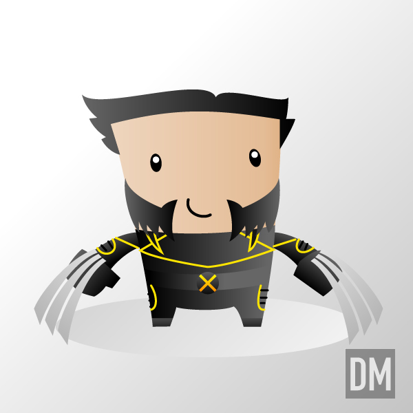 Wolverine Movie X-Men Costume by DanielMead