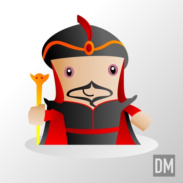 Jafar by DanielMead