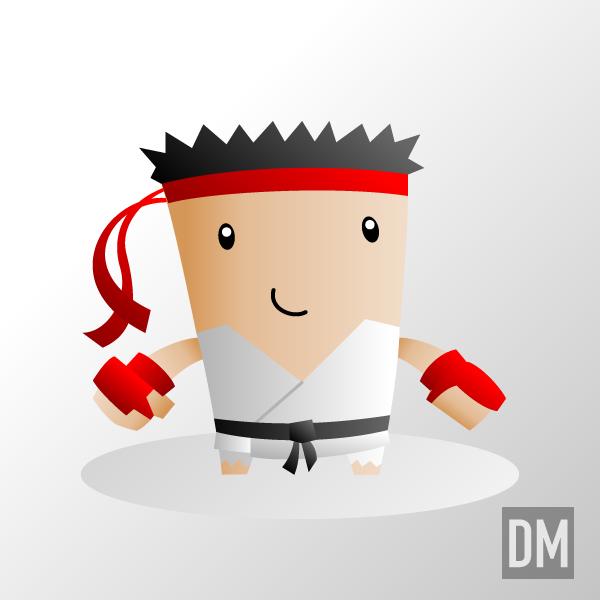 Ryu by DanielMead