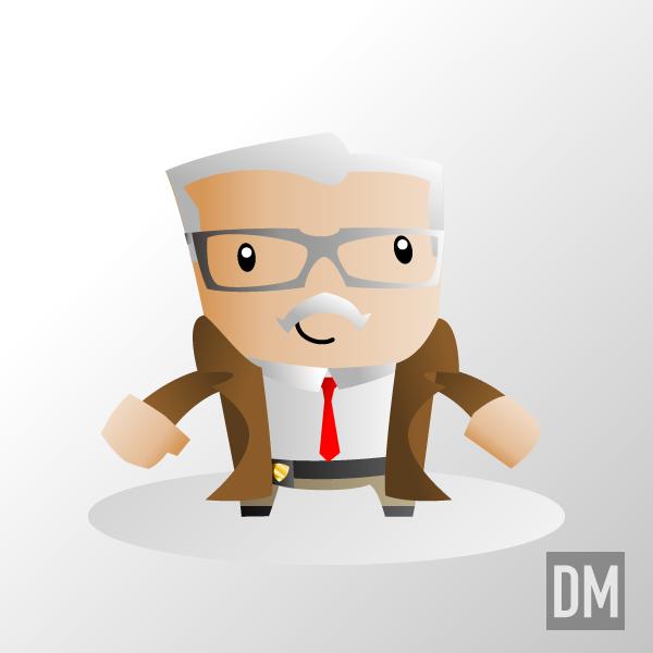 Commissioner Gordon by DanielMead