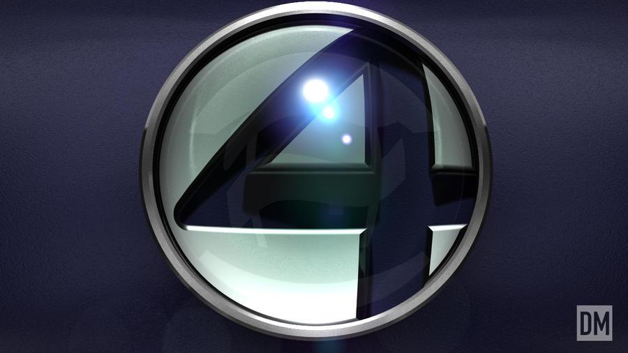Fantastic Four Logo by *stanlydan on deviantART