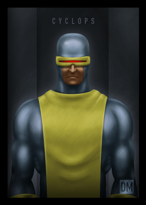 TCard - Cyclops by DanielMead