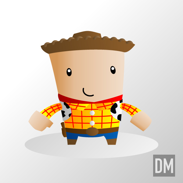 Woody by DanielMead