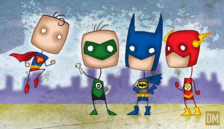 Heroes by DanielMead